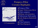 pompeys pillar corridor highlights
