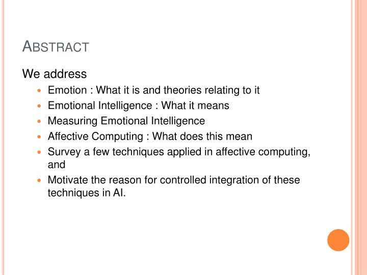The Role of Emotional Intelligence in Global Leadership | SpringerLink