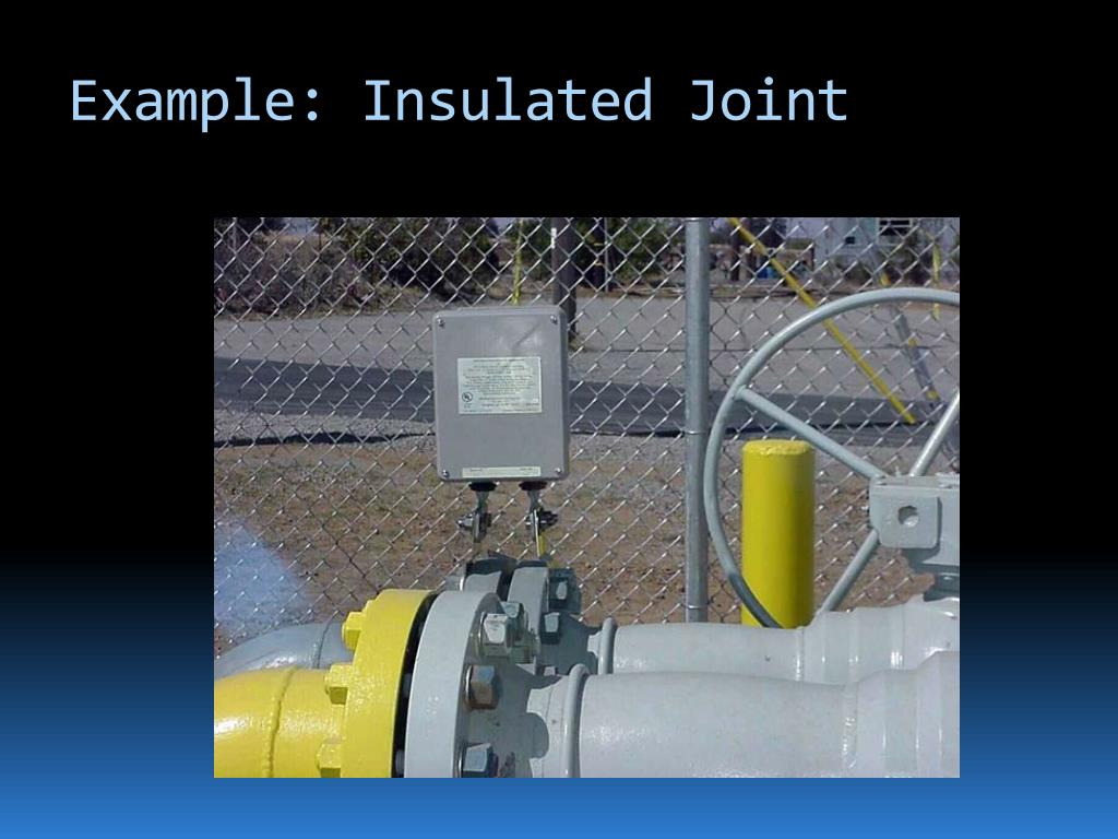 Example: Insulated Joint