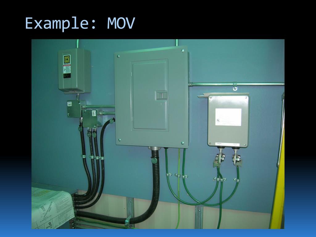Example: MOV