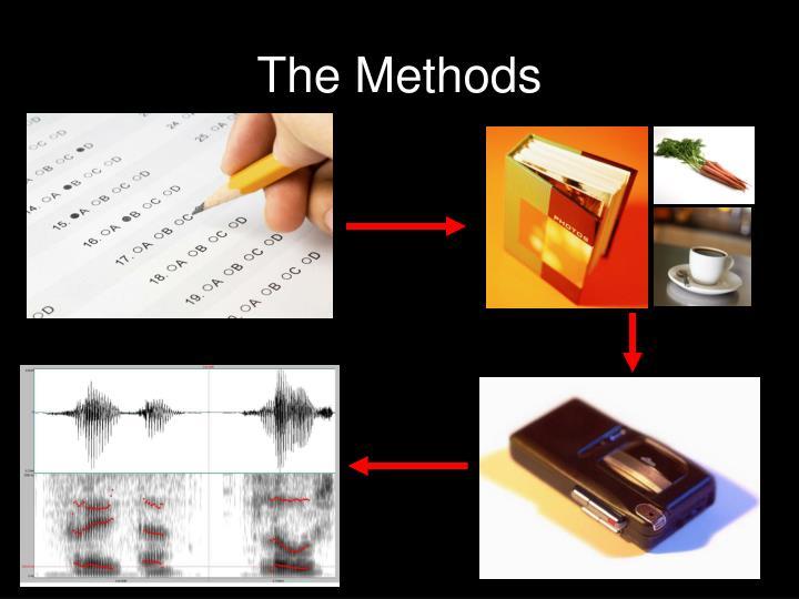 The Methods