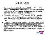 capital funds