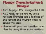 fluency characterization dialogue3
