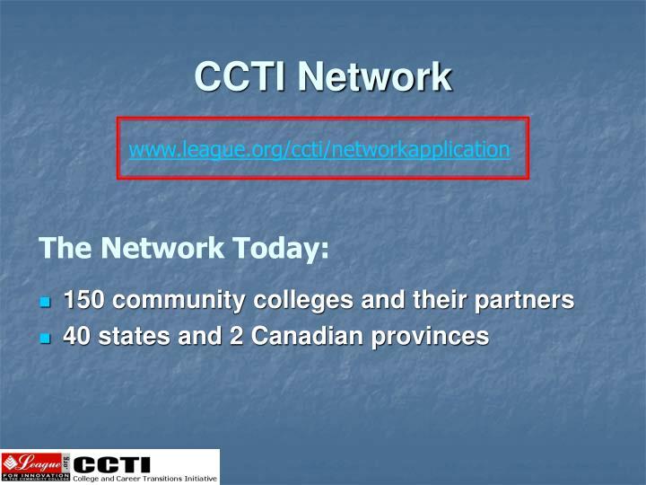 CCTI Network