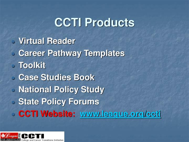 CCTI Products