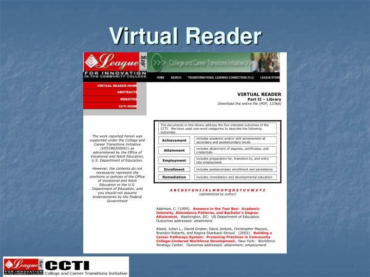Virtual Reader