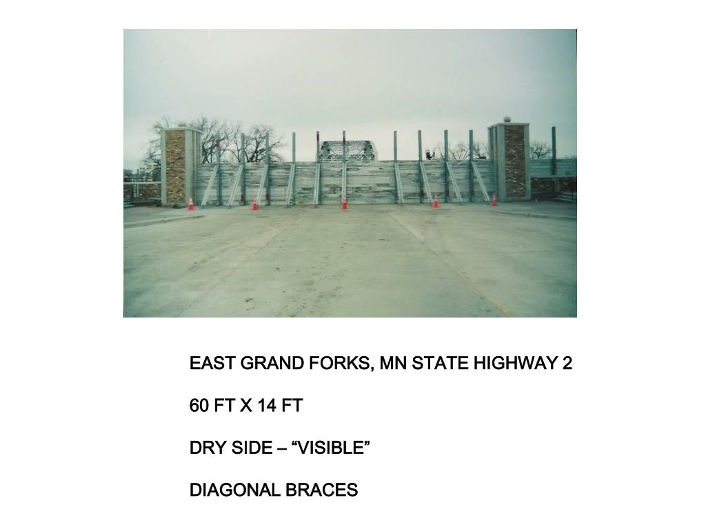 EAST GRAND FORKS, MN STATE HIGHWAY 2