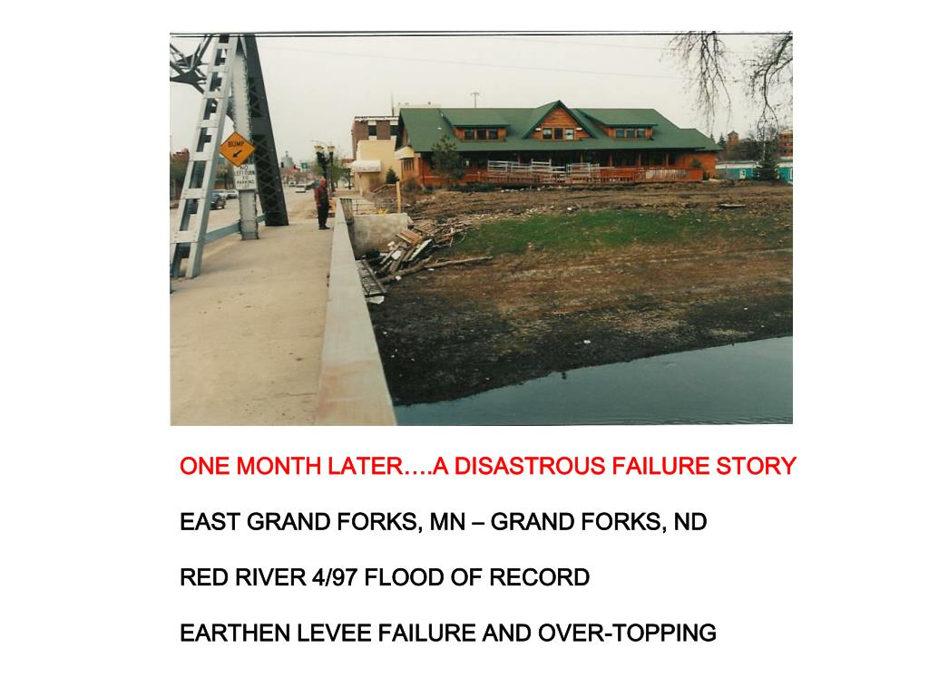 ONE MONTH LATER….A DISASTROUS FAILURE STORY