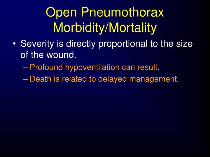 Open Pneumothorax