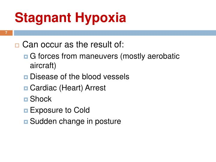 Ppt Types Of Hypoxia Powerpoint Presentation Id 1378366