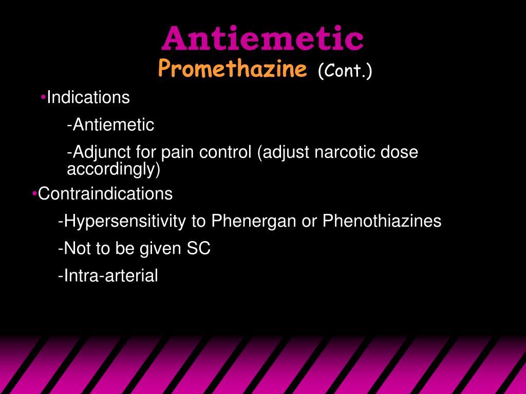 Antiemetic