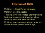 election of 189637