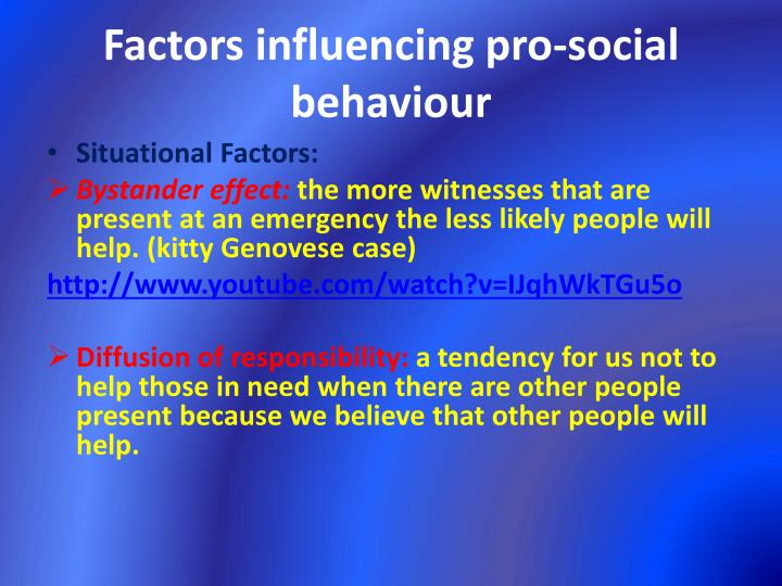 pro social behaviour empathy perspectives and distress This increase in prosocial behavior with age in childhood is likely caused by a number of factors, including increased perspective-taking skills and sympathy, internalization of other-oriented, prosocial values, greater awareness of the social desirability of helping, and greater competence to help others.