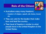 role of the citizen1