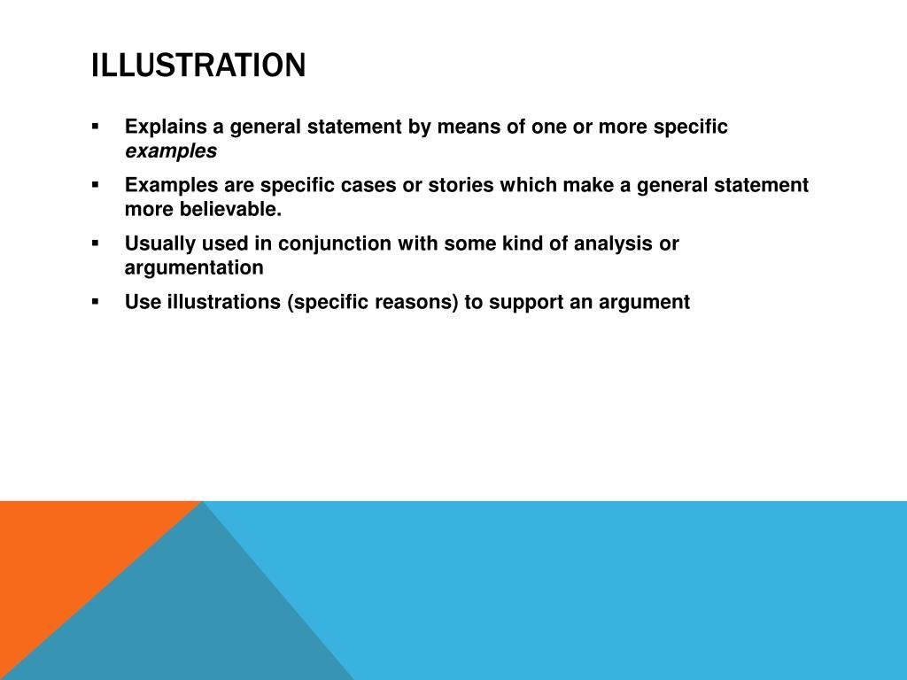 Plan of argumentative essay