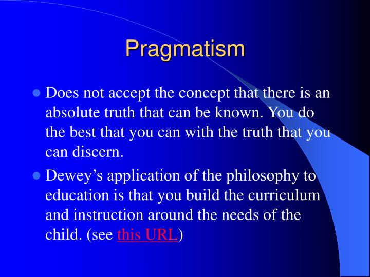 concept of truth in philosophy