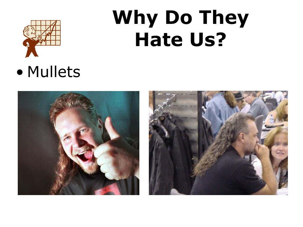 Why Do They