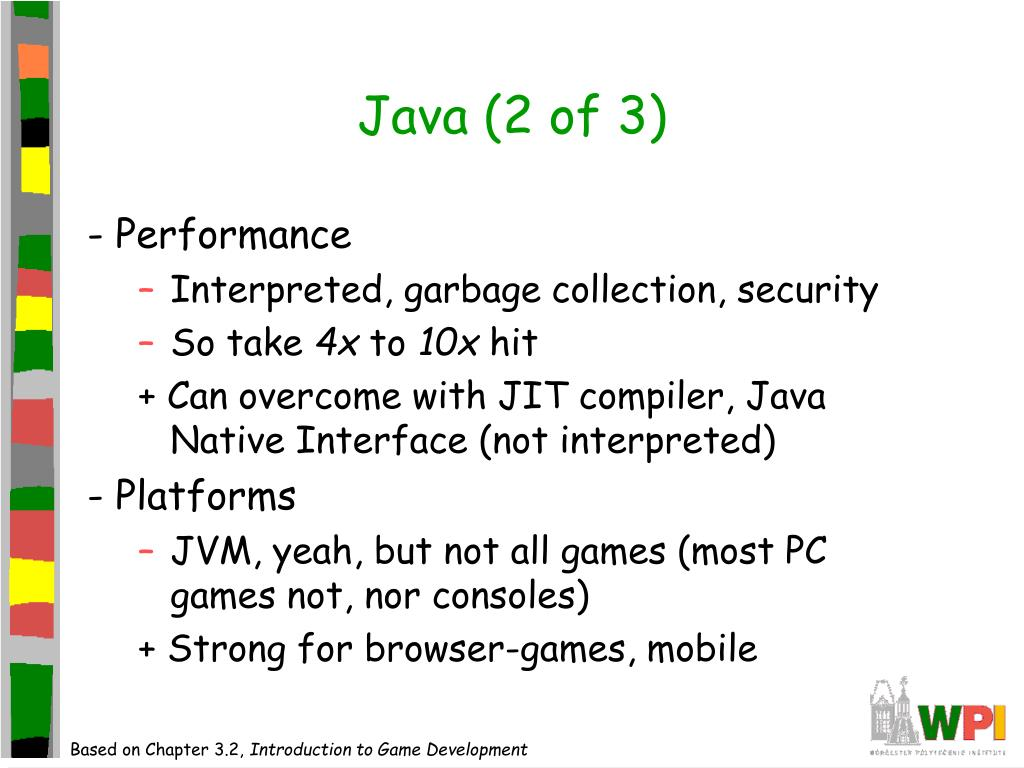 Java (2 of 3)