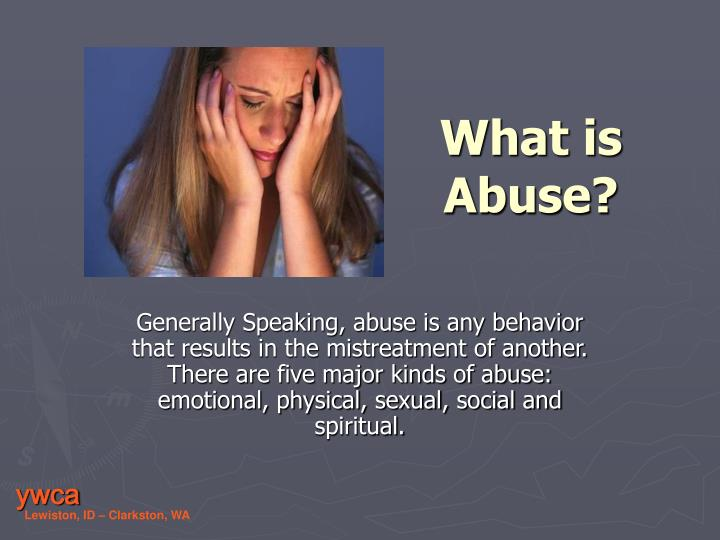 What is abuse