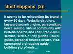 shift happens 2
