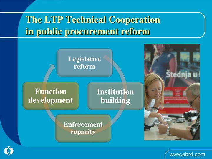 The LTP Technical Cooperation