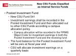 new csu funds classified as internal service funds29