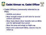 cadet airman vs cadet officer4