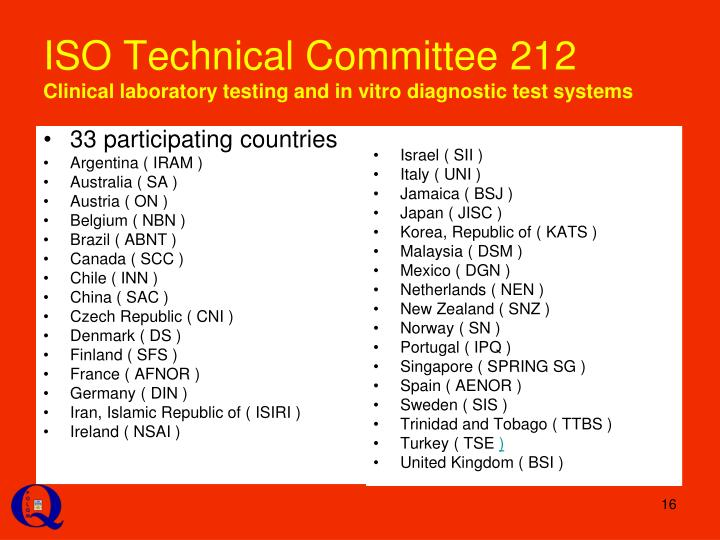 33 participating countries