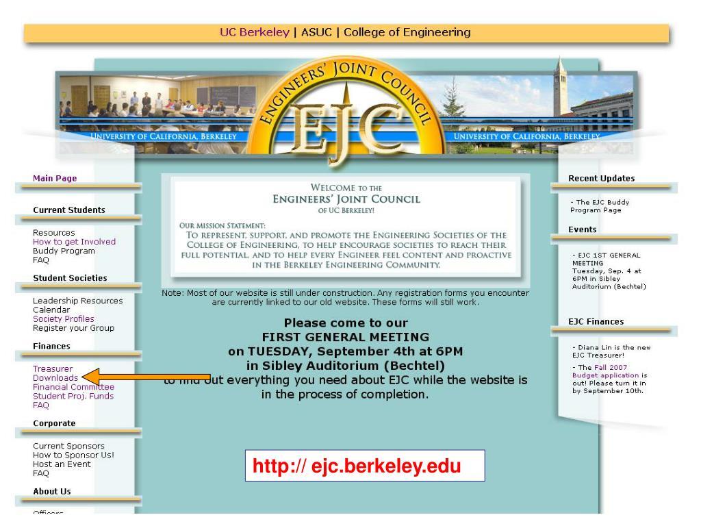 http:// ejc.berkeley.edu