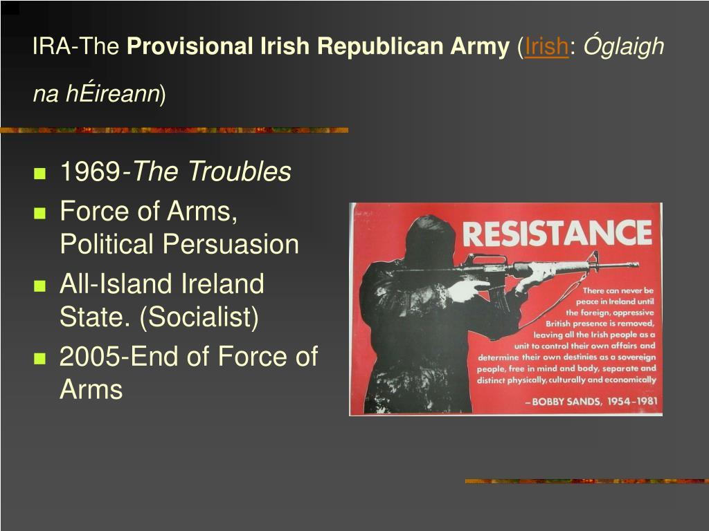 IRA-The