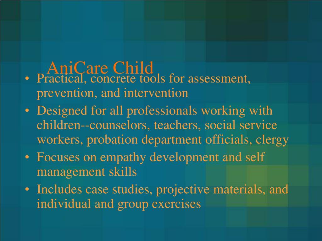 AniCare Child