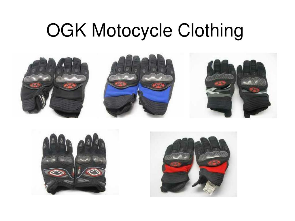 ogk motocycle clothing l.