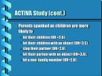 activa study cont31