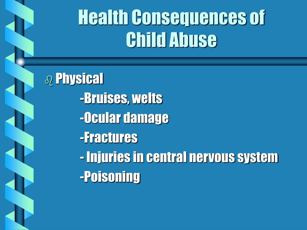 Health Consequences of