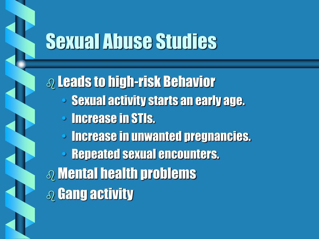 Sexual Abuse Studies