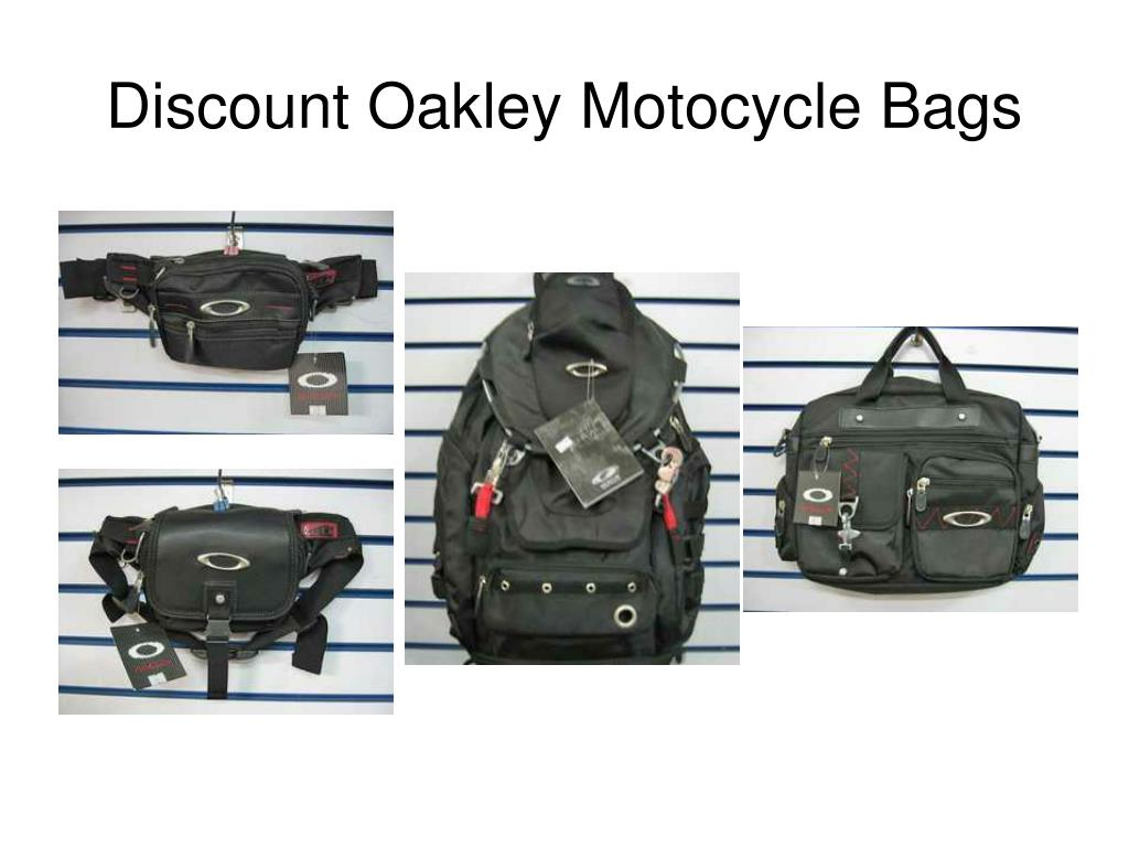 Discount Oakley Motocycle Bags