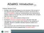 adamig introduction 1