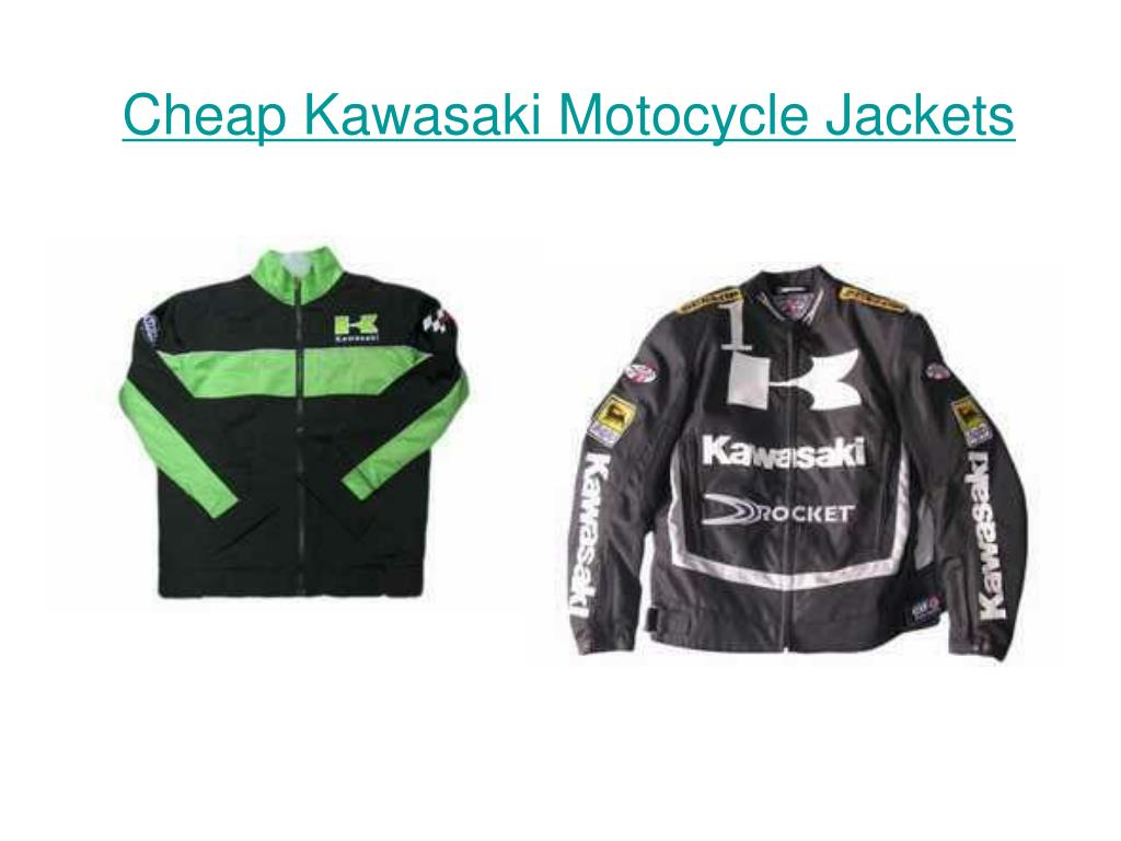 cheap kawasaki motocycle jackets l.