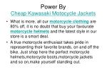 power by cheap kawasaki motocycle jackets
