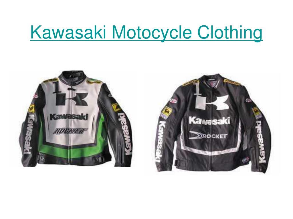 kawasaki motocycle clothing l.