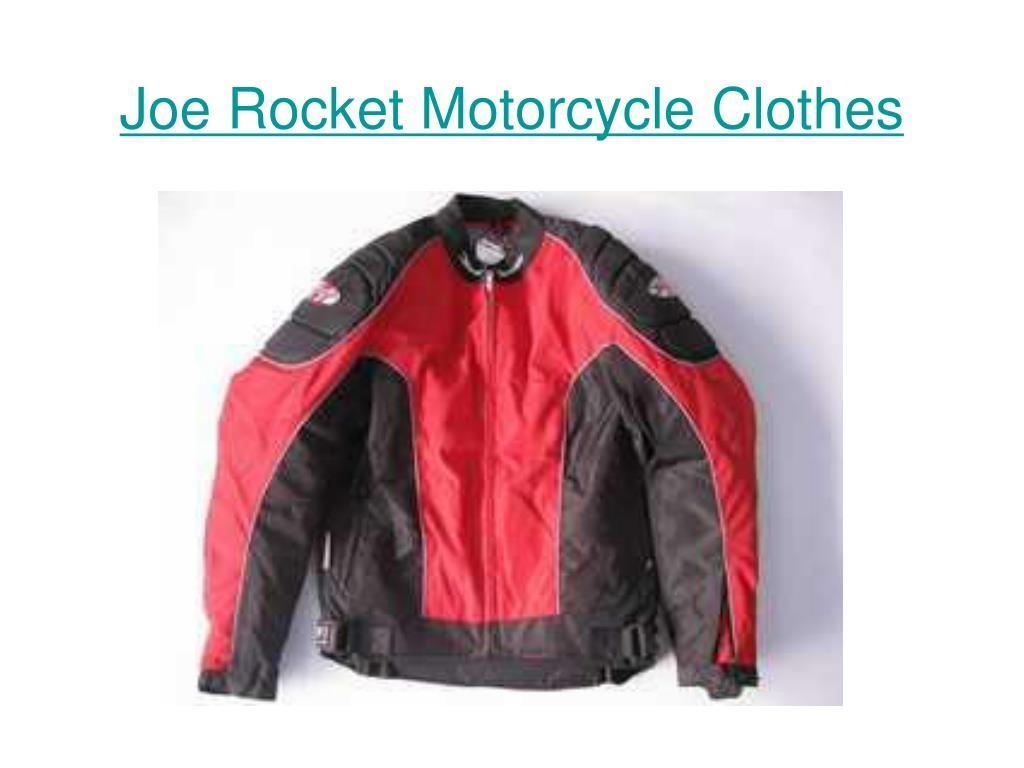 joe rocket motorcycle clothes l.
