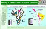 obesity in children living in poorer countries