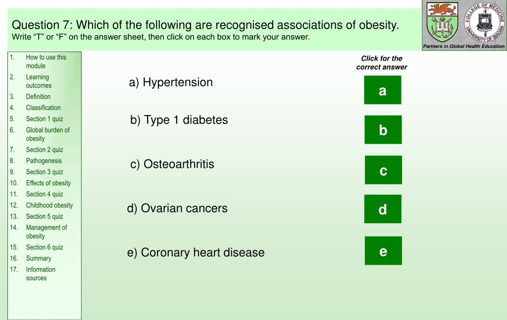 Question 7: Which of t