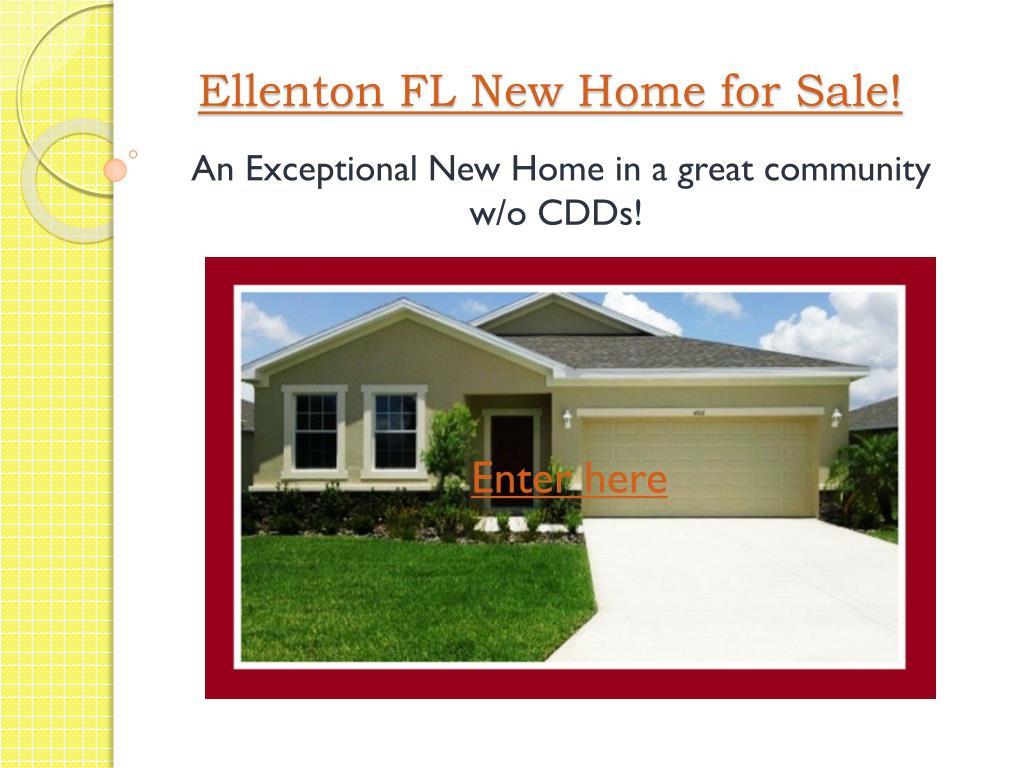 ellenton fl new home for sale l.