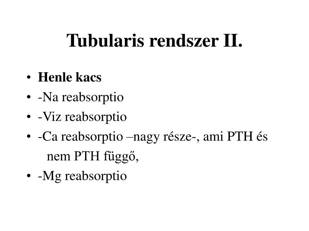 Reabsorptio