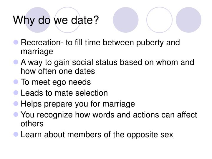love sex and dating ppt