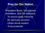 pray for our nation3