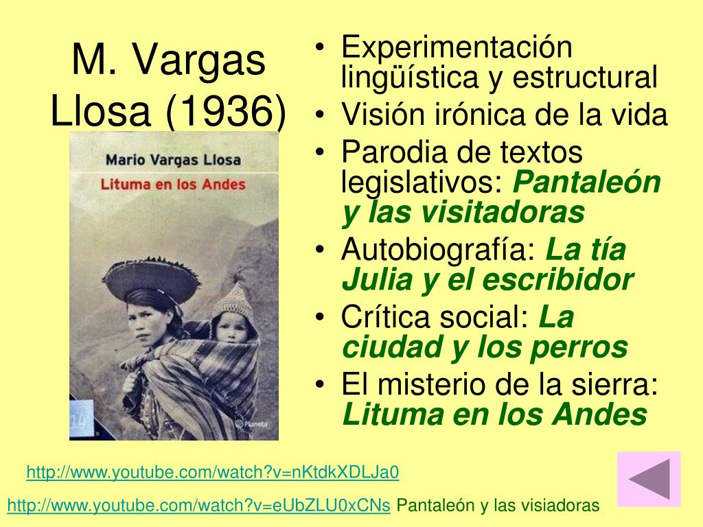 M. Vargas Llosa (1936)