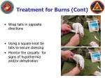 treatment for burns cont25