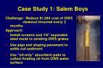 case study 1 salem boys